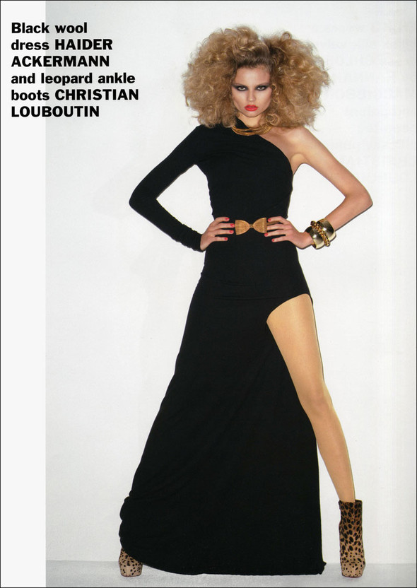 Purple Fashion: Best of the season by Terry Richardson. Изображение № 9.