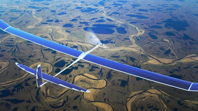 Google купил разработчика высотных дронов Titan Aerospace. Изображение № 1.