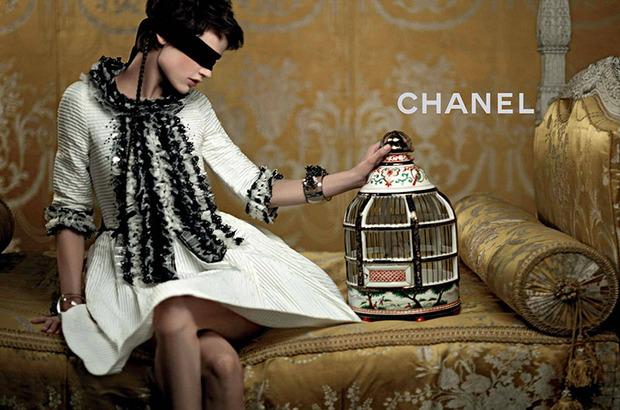 Вышли новые кампании Chanel, Donna Karan, Jaeger, Prada и THVM. Изображение № 4.