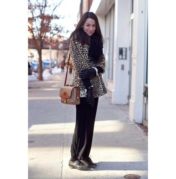 Изображение 91. На полях: 10 тенденций уличного стиля с прошедших недель моды.. Изображение № 91.