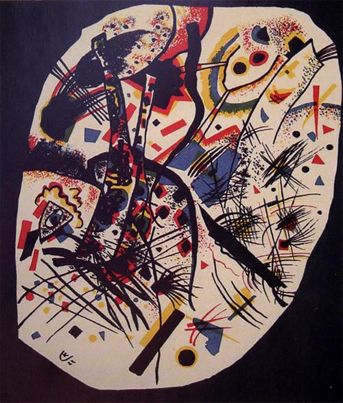 Коллекция работ В.В. Кандинского. Изображение № 25.