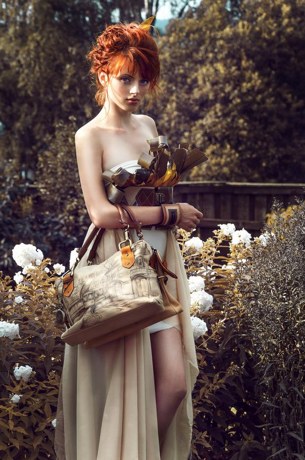 Лукбук кожаных сумок Ante Kovac. Изображение № 20.