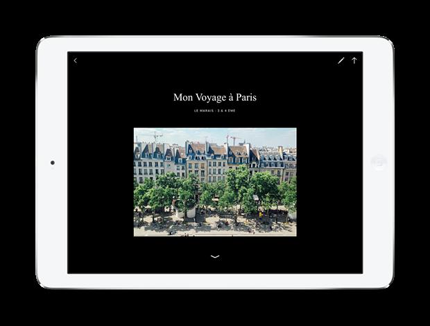 VSCO выпустила приложение для iPad и платформу Journal. Изображение № 6.