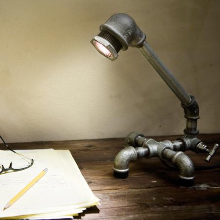 Сантехнические лампы Дэвида Бенатана. Изображение № 7.
