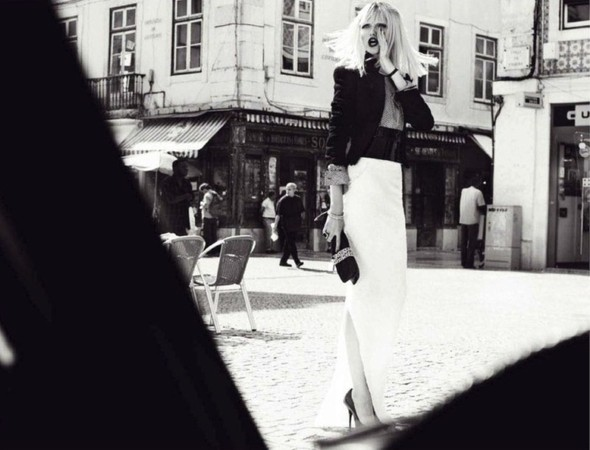 Съёмка: Влада Рослякова для Marie Claire. Изображение № 4.