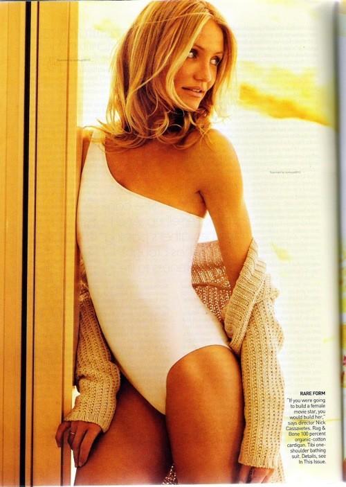 Cameron Diaz, Vogue USJune 2009. Изображение № 4.