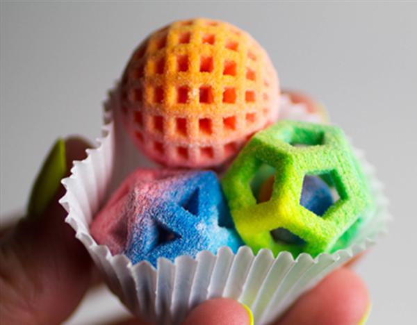 3D-принтер ChefJet умеет печатать конфеты. Изображение № 4.