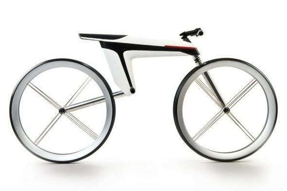 Электрический велосипед-HMK 561. Изображение № 2.