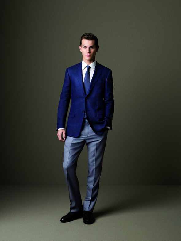 Alfred Dunhill SS 2012. Изображение № 4.