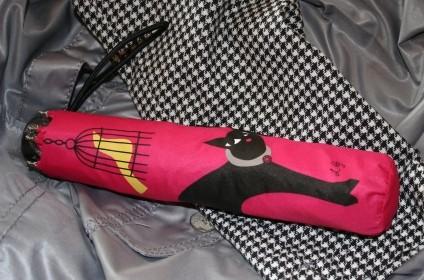 Обзор зонта Superslim-2 Bird&Cat. Изображение № 2.