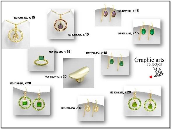 Marti's Jewelry - Летние хиты - Look-book. Изображение № 7.