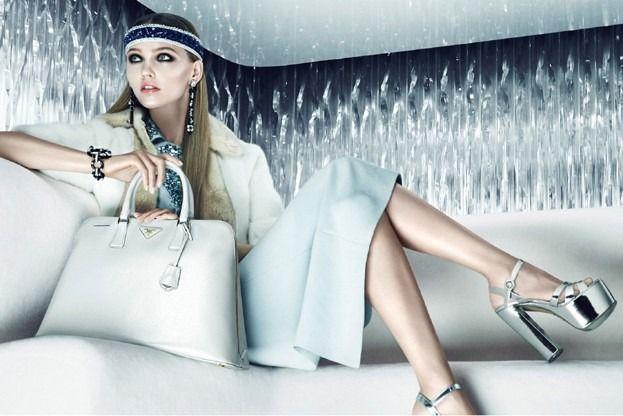 Вышли кампании Dior, Prada, Louis Vuitton и других марок. Изображение № 3.