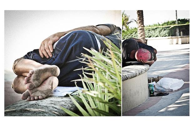 Бездомная жизнь в фотографиях Jay Raff. Изображение № 10.
