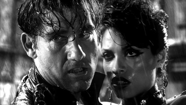 Клайв Оуэн и Розарио Доусон в «Городе грехов». Изображение № 1.