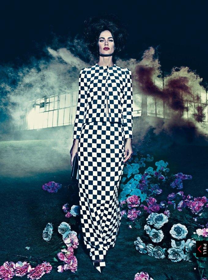 Vogue, AnOther и другие журналы опубликовали новые съемки. Изображение № 53.
