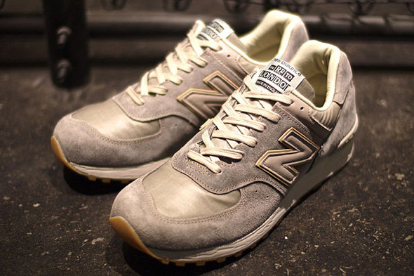 NEW BALANCE M576 (ROAD TO LONDON). Изображение № 3.