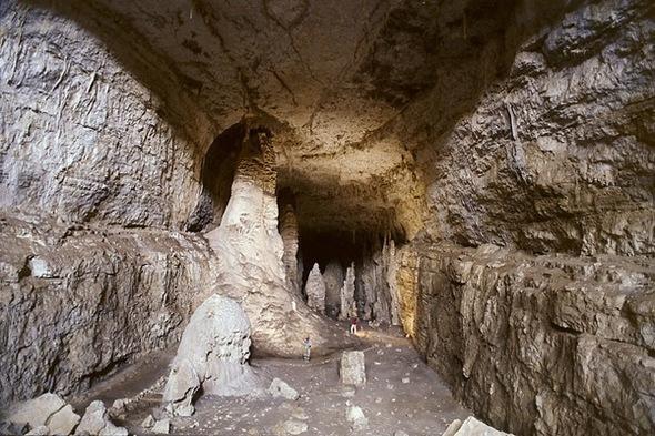 Спелеология, путешествие поподземным пещерам. Изображение № 11.
