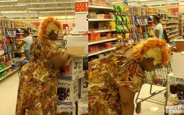 Покупатели Walmart илисмех дослез!. Изображение № 111.