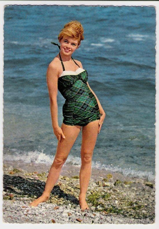 Немецкая открытка 1960 годов. Изображение № 40.