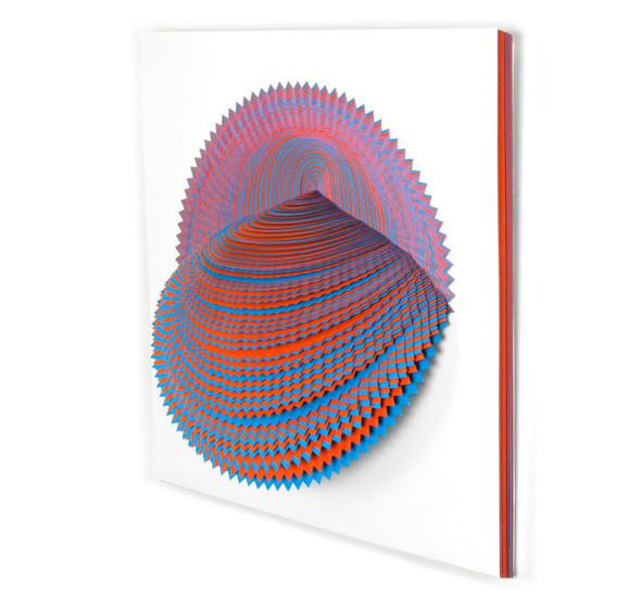 Объемные скульптуры из бумаги Jen Stark. Изображение № 22.