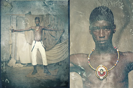 Африканские скинхеды byClayton Cubitt. Изображение № 5.