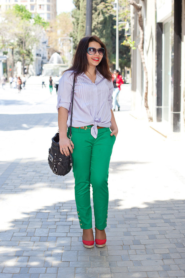 Baku Street Fashion | Spring 2012. Изображение № 10.