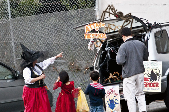 Хеллоуин в Сан-Франциско. Изображение № 22.