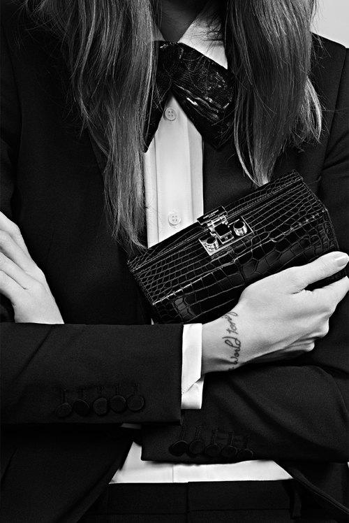 Вышли новые кампании Chanel, JNBY и Saint Laurent. Изображение № 71.