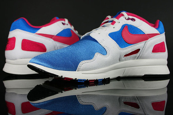 NIKE AIR FLOW (CHERRY BLUE). Изображение № 2.