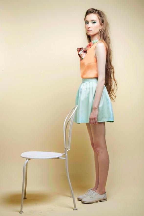 """Коллекция ANaзarova """"BLOSSOM"""" Summer 2012 для BACKSTAGE showroom. Изображение № 4."""