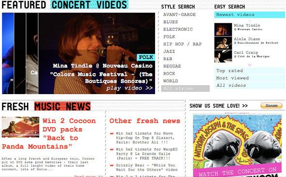 Watch TheMusic. Изображение № 2.