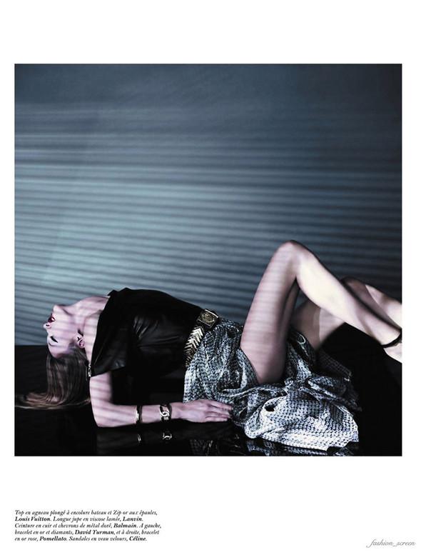 Съёмка: Кармен Педару в объективе Эди Слимана. Изображение № 5.
