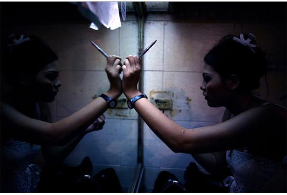 Преступления и проступки: Криминал глазами фотографов-инсайдеров. Изображение № 68.