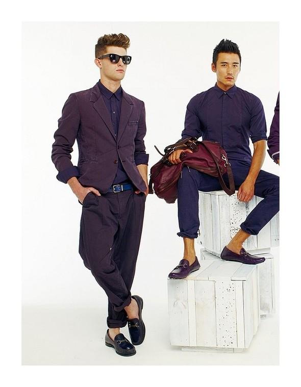 Лукбук: Dolce & Gabbana Pre-Spring 2012. Изображение № 12.