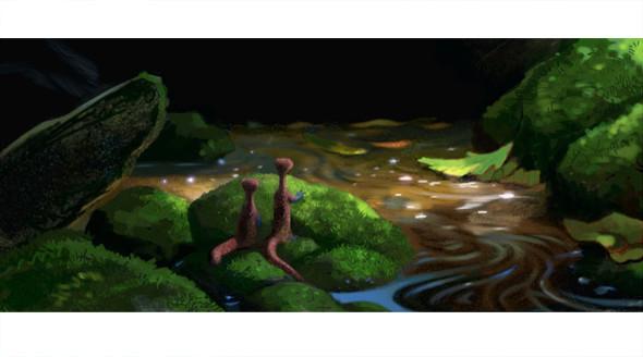 Pixar выпустили арт к отмененному мультфильму. Изображение № 13.
