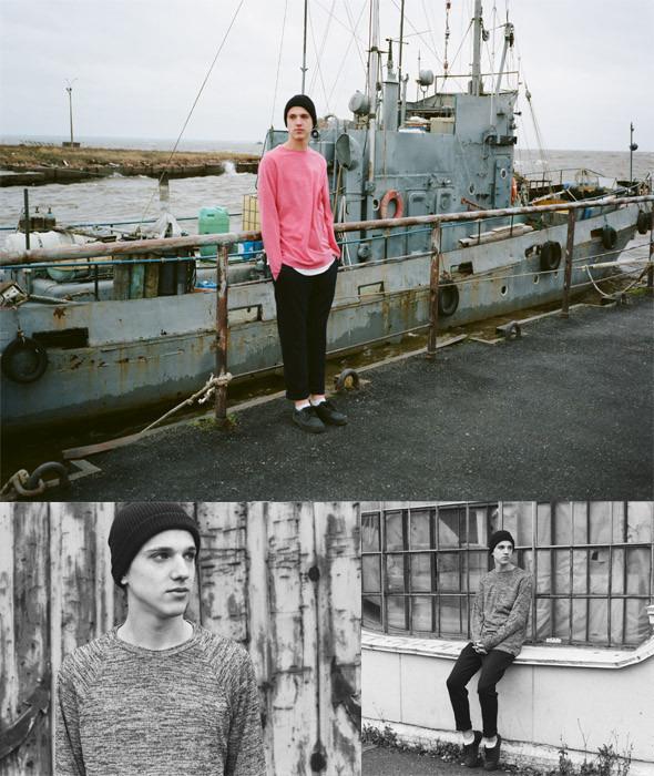 Филипп Ананьин запустил бренд стритовой одежды Sailor. Изображение № 3.