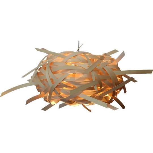 Скульптурные светильники из фанеры от Passion 4 Wood. Изображение № 3.