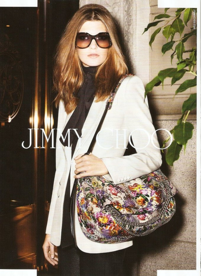 Gucci, Mulberry, Chanel и другие марки показали новые кампании. Изображение № 14.