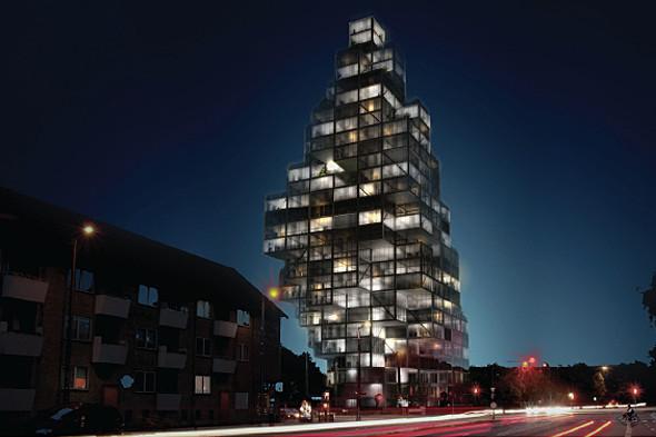 Dutch touch: Гид по современной голландской архитекторе. Изображение № 19.