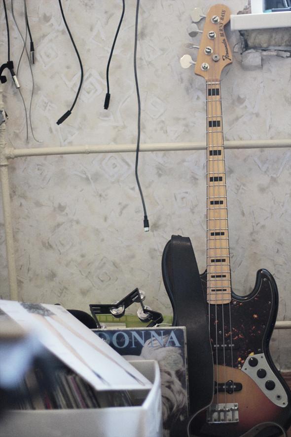 Бас Fernandes Burny Bass . Изображение № 36.