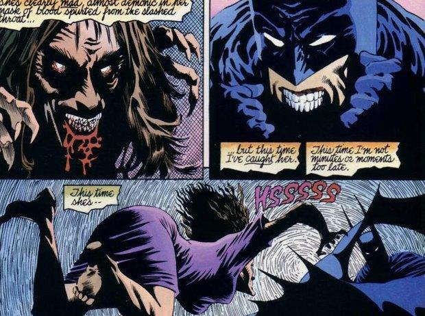 15 лучших комиксов  о Бэтмене. Изображение № 20.