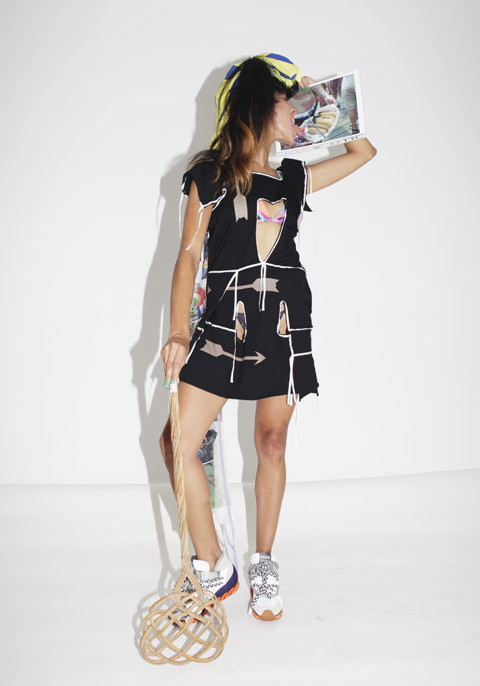 BERNHARD WILLHELM S/S 2012 (W). Изображение № 24.