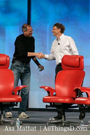 Билл Гейтс и Стив Джобс. Изображение № 1.