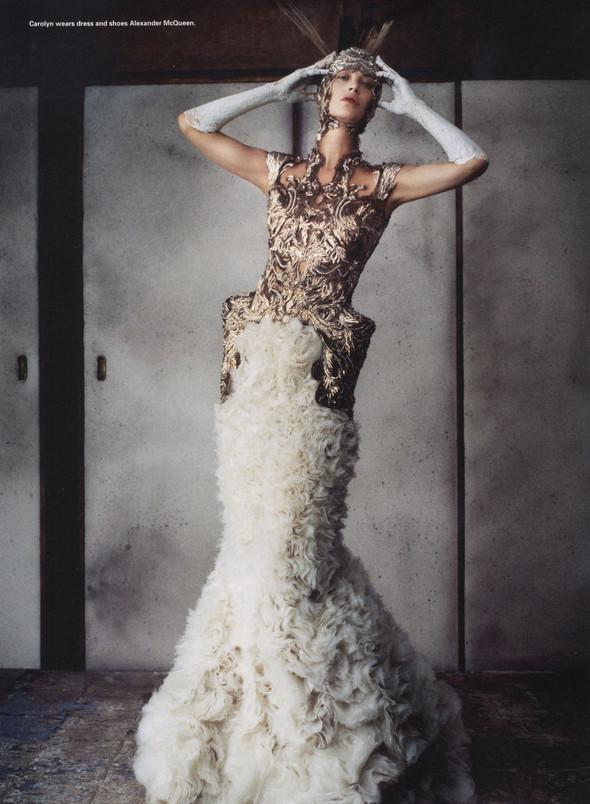 Съёмки: Elle, i-D и Vogue. Изображение № 6.