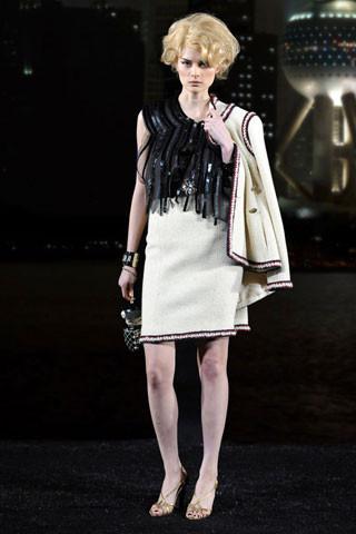Пре-коллекция Chanel в Шанхае. Изображение № 9.