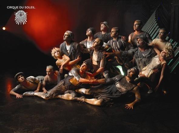 Cirque du Soleil. Изображение № 5.