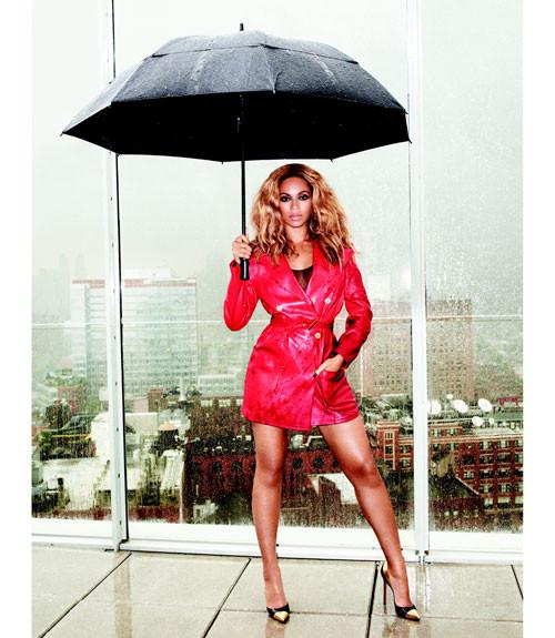 Съёмка: Бейонсе для Harper's Bazaar. Изображение № 4.