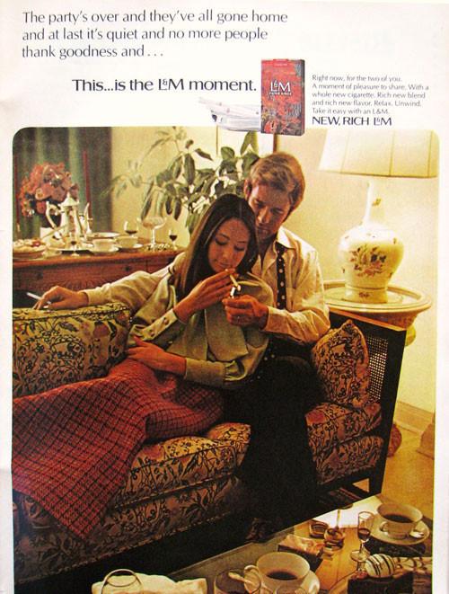 Винтажная реклама табака. Изображение № 19.