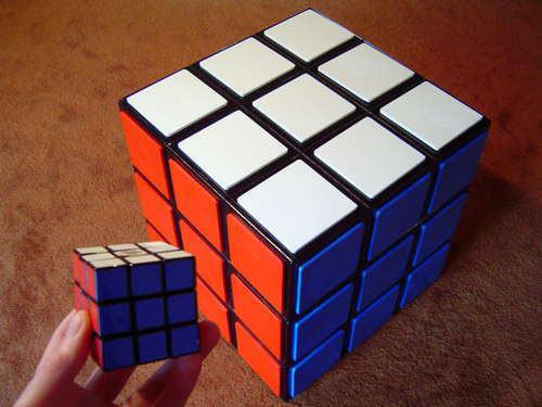Кубик Рубика. Изображение № 4.