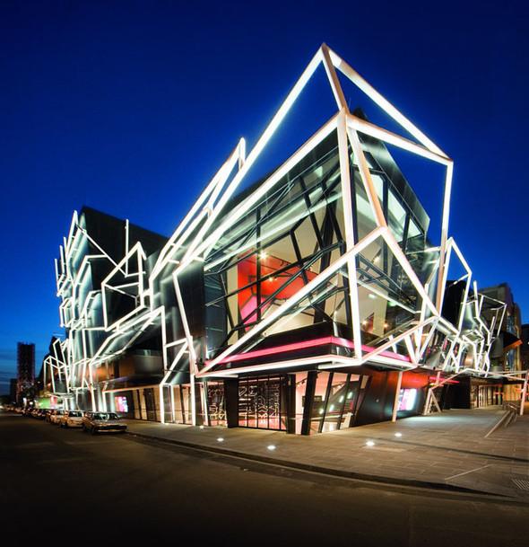 Театр вМельбурне. Изображение № 1.